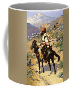 The Scout Friends Or Enemies Coffee Mug