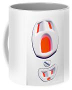 The Scream - Electric Coffee Mug