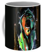 The Scream - Pink Floyd Coffee Mug