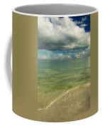 The Sea And The Sky Coffee Mug
