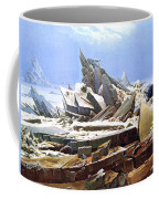 The Sea Of Ice Polar Sea Coffee Mug