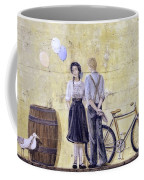 The Sea Shore Coffee Mug