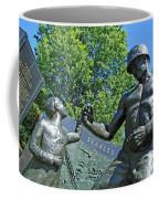The Seabees At Arlington Coffee Mug