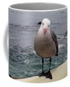 The Seagull 2 Coffee Mug