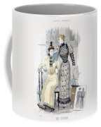 The Season, Fashion Plate For The Coffee Mug
