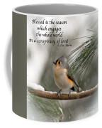 The Season Of Love  Coffee Mug