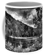 The Secluded Bald Mountain Pond Coffee Mug