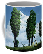 The Seeds Coffee Mug by Stephane Poulin