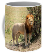 King Of The Savannah Coffee Mug