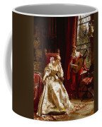 The Serenade Coffee Mug by Joseph Frederick Charles Soulacroix