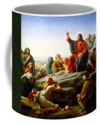 The Sermon On The Mount  Coffee Mug