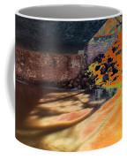 The Shadows Under The Bridge Coffee Mug