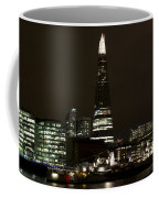 The Shard And Southbank London Coffee Mug