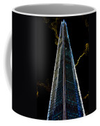The Shard London Art Coffee Mug