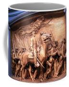 Saint Gaudens' The Shaw Memorial Coffee Mug
