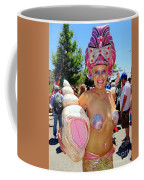 The Shell Queen Coffee Mug