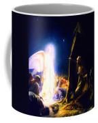 The Shepherds And The Angel Coffee Mug