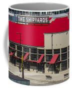 The Shipyards In Vancouver Coffee Mug