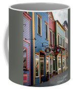 The Shops In Crested Butte Coffee Mug
