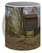 The Shortest Covered Bridge I Have Seen Coffee Mug