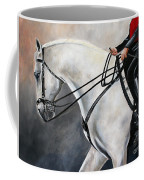 The Show Horse Stride Coffee Mug