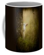 The Shy Lamb Coffee Mug