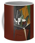 The Sideboard, 1917 Oil On Plywood Coffee Mug