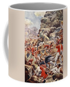 The Siege Of Delhi, 1857 Storming Coffee Mug