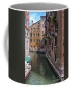 The Silent Street Coffee Mug