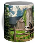 The Silo Horse Coffee Mug
