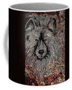 The Silver Wolf 2 Coffee Mug