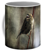 The Singing Sparrow Coffee Mug