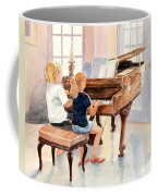 The Sister Duet Coffee Mug