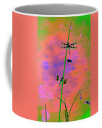 The Skimmer And The Whitetail Art #1 Coffee Mug