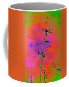 The Skimmer And The Whitetail Art #2 Coffee Mug