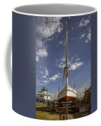 The Skipjack Rosie Parks Coffee Mug