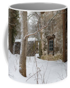 The Skis Coffee Mug