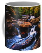 The Skull Waterfall Coffee Mug