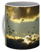 The Sky Opened Coffee Mug