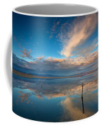 The Sky Whispered Coffee Mug