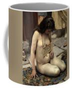 A Slave For Sale Coffee Mug