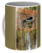 The Small Boat Photoart II Coffee Mug