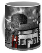 The Smallest House In Great Britain Coffee Mug