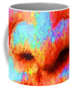 The Smell Of Color Coffee Mug