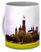 The Smithsonian Coffee Mug by Bill Cannon