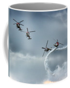 The Smoke And Propellers Coffee Mug
