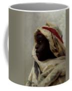 The Smoking Moor Coffee Mug