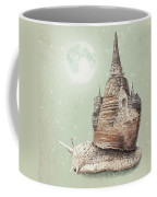 The Snail's Dream Coffee Mug