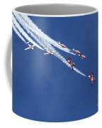 The Snowbirds In Harmony Coffee Mug