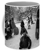 The Snowboarders Coffee Mug